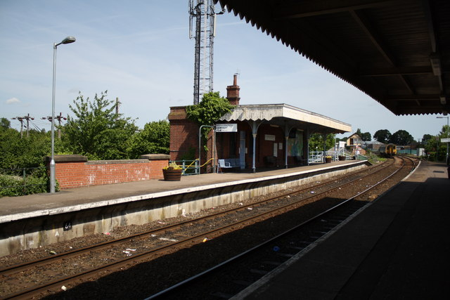 Hoveton and Wroxham station