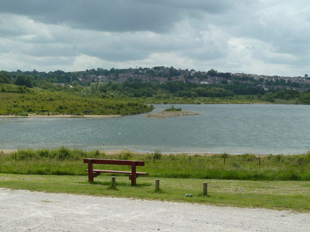 Meadowgate Lake, Rother Valley Country Park