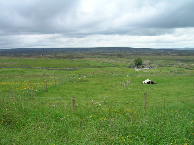 Farmland, Greenhow Hill