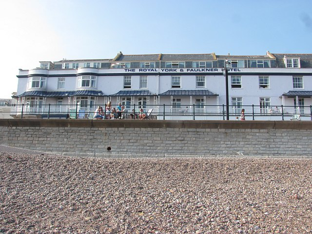 York And Faulkner Hotel Sidmouth