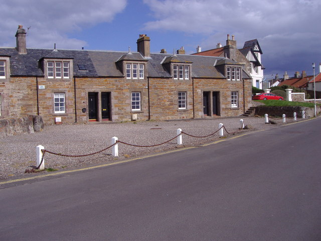 Cottages, The Toft, Elie