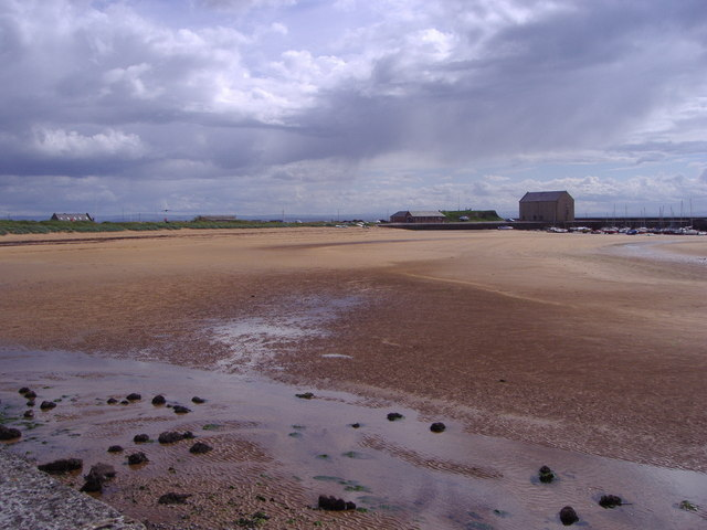 The Granary at Elie Harbour