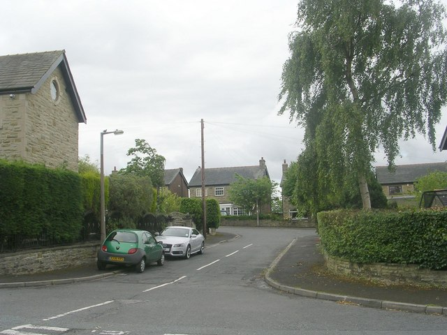 South Way - South View Road