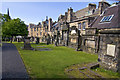 NT2573 : Greyfriars graveyard by Alan Findlay