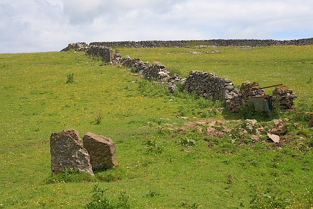 Dry Stone Wall off Cardlemere Lane