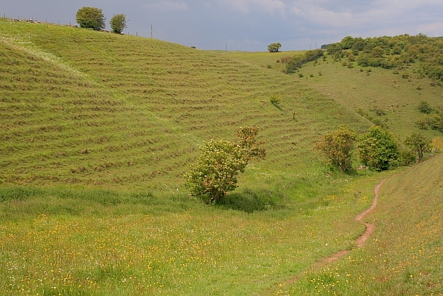 Dry Valley Below Mouldridge Grange