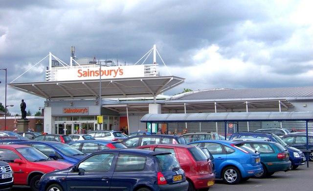 Sainsbury's, Stoke=upon-Trent