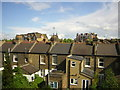 TQ2876 : Rooftops, near Clapham Junction by Christopher Hilton