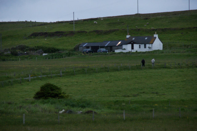 Northdale, Haroldswick