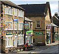 SD9905 : High Street, Uppermill by Michael Fox