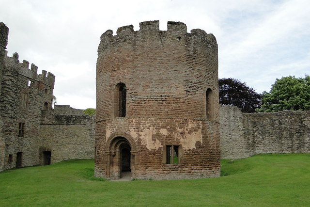 The Chapel, Ludlow Castle