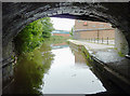 SJ8845 : Trent and Mersey Canal in Stoke-on-Trent by Roger  Kidd