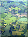 TL5943 : Ashdon from the air by Thomas Nugent