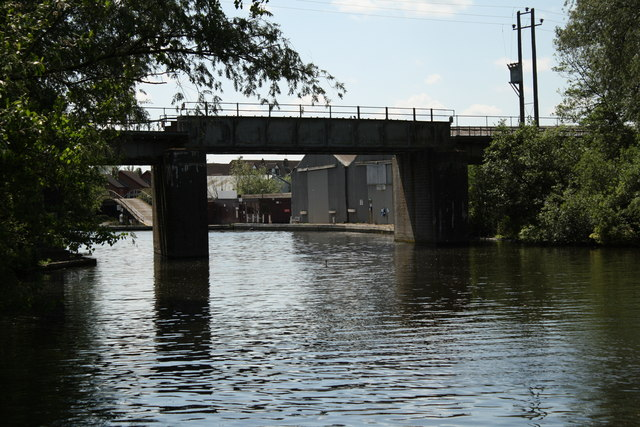 Wroxham Railway Bridge