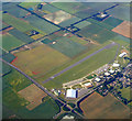 TL4646 : Imperial War Museum Duxford from the air by Thomas Nugent