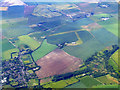 TL4145 : Former RAF Fowlmere from the air by Thomas Nugent