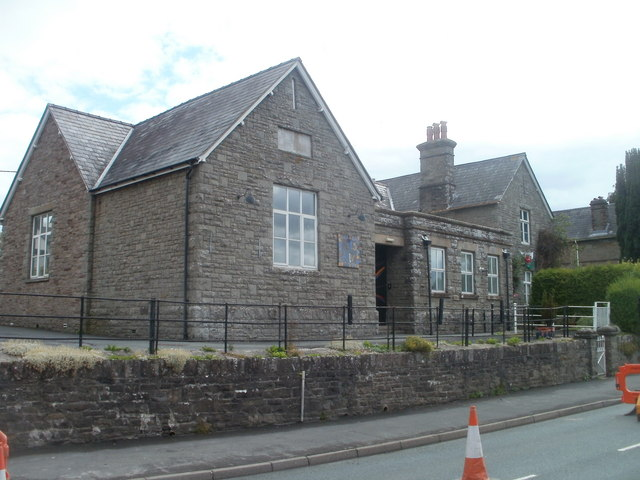 Arts Alive, The Old School, Crickhowell