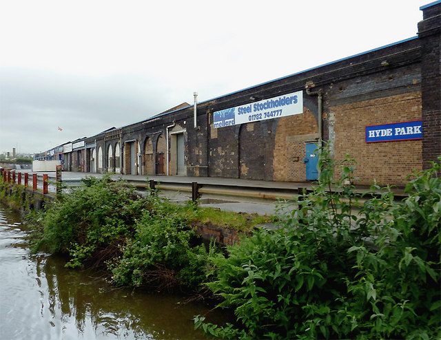 Hyde Park Trading Estate, Stoke-on-Trent