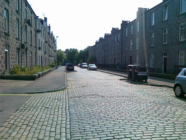 Summerfield Terrace, Aberdeen