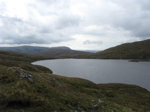 Loch Srùban Mòra
