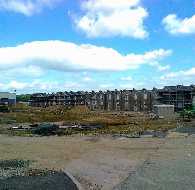 Redevelopment, Inverurie