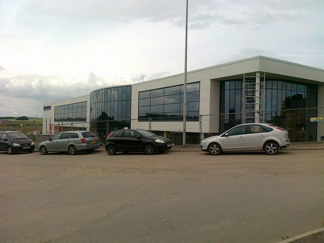 New office/warehouse, Ellon