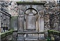 NT2673 : Adam Smith's Grave, Canongate Parish Church by Nigel Chadwick