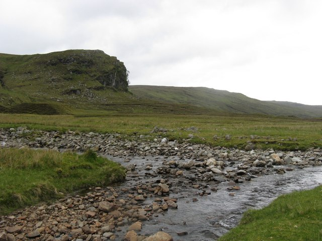 Junction on River Douchary