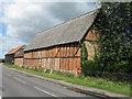 TL0852 : Barns at Renhold by M J Richardson