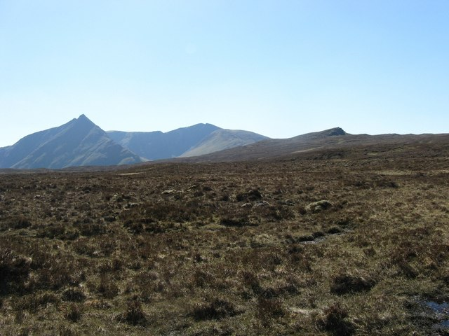 Head of Allt Strath nan Suileag
