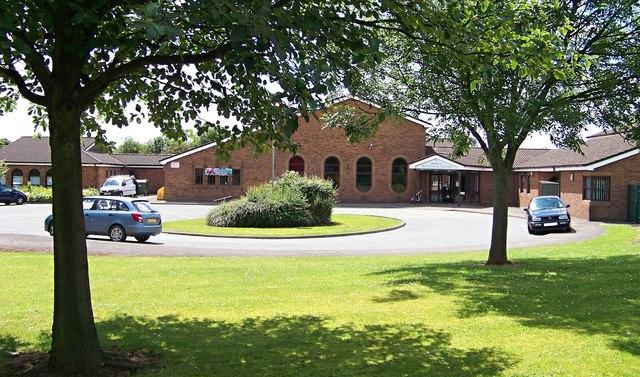 Merryfields School, Wolstanton