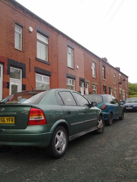 Clarence Street, Royton