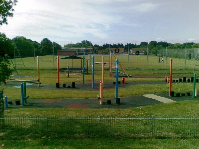 Play area, Griffin Walk, Rowner