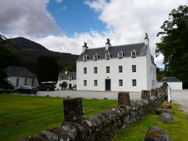 Dundonnell House