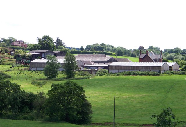 Lymes Farm, Butterton
