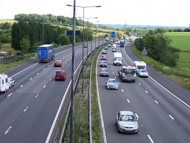 M6 Motorway, Seabridge