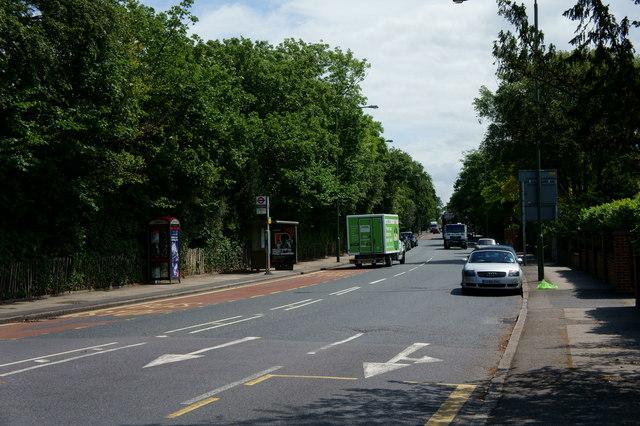 Bickley Park Road, Bickley