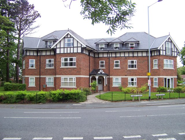 New development, Hazel Grove
