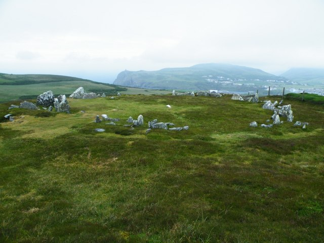 Meayll Hill Burial Ground