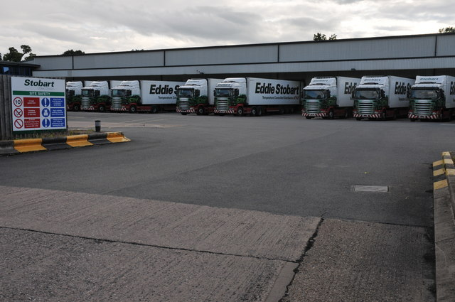 Eddie Stobart Chilled Ltd, Alcester