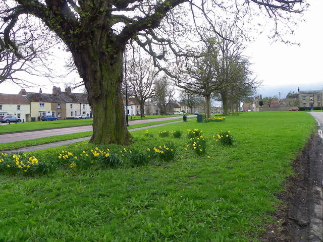Village green, Staindrop
