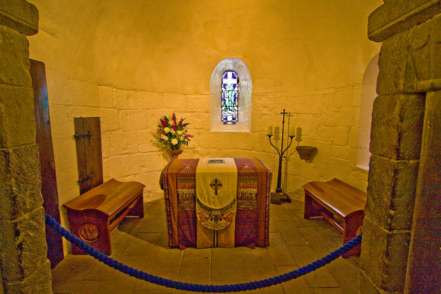 St. Margaret's Chapel, Edinburgh Castle