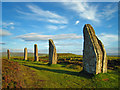 HY2913 : Orkney, Stenness: The Ring o' Brodgar by Martyn Gorman