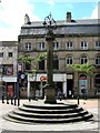 SJ8445 : Market Cross by Jonathan Kington