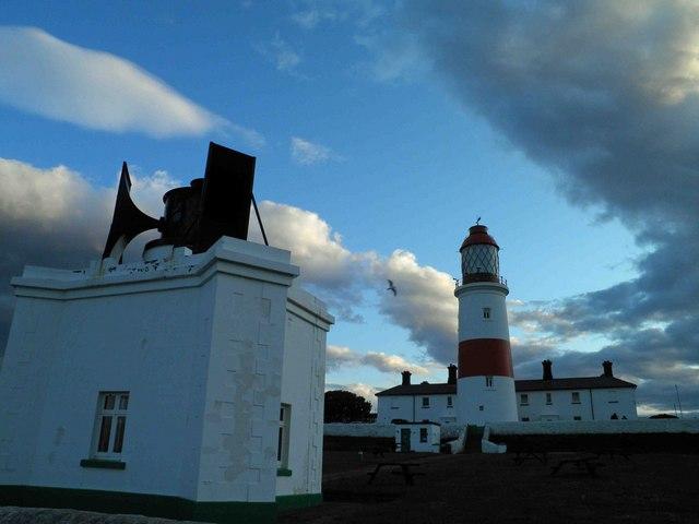 Foghorn, Souter Lighthouse