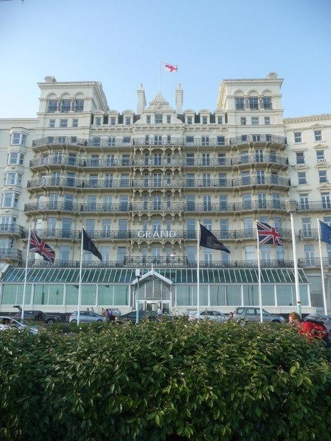 Brighton: Grand Hotel