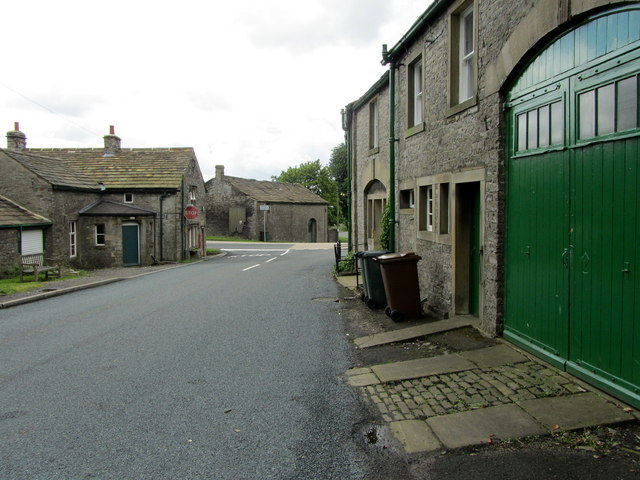 In West Marton
