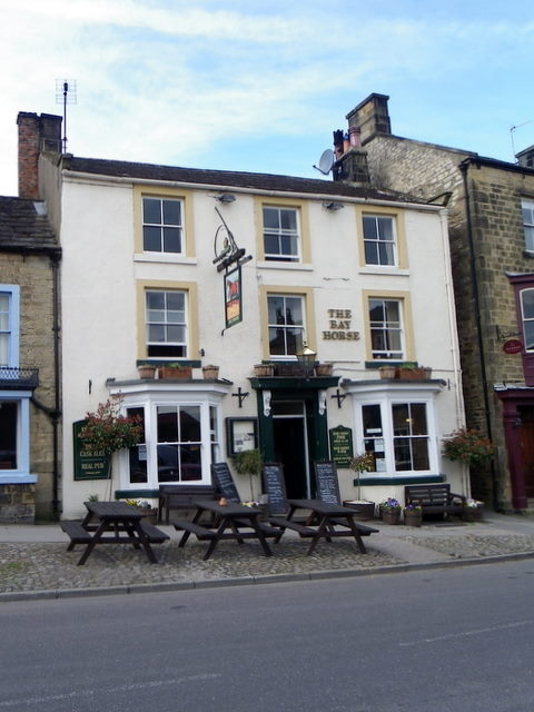 The Bay Horse, Masham