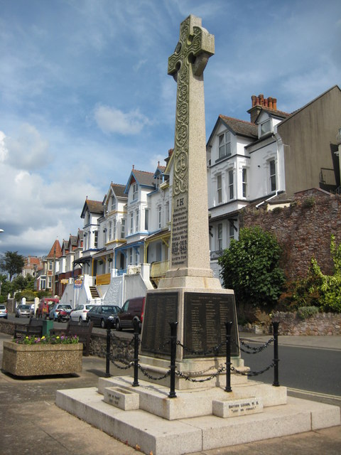 Brixham War Memorial