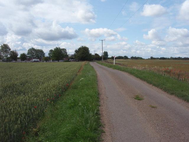 Nipcut Road